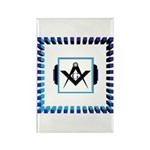 The Altar in the Temple Rectangle Magnet (100 pack