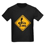 Cobra X-ing Kids Dark T-Shirt