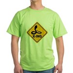 Cobra X-ing Green T-Shirt
