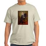 Lincoln-Black Pug Light T-Shirt