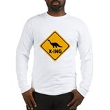 Dino4 X-ing Long Sleeve T-Shirt