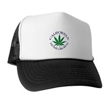 California Home Grown Trucker Hat