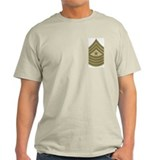 USMC Retired <BR>Sergeant Major T-Shirt