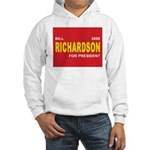 BILL RICHARDSON PRESIDENT 2008 Hooded Sweatshirt