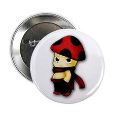 Gangster Toad Button
