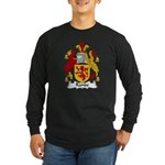 Rande Family Crest Long Sleeve Dark T-Shirt