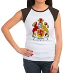 Rande Family Crest Women's Cap Sleeve T-Shirt