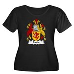 Rande Family Crest Women's Plus Size Scoop Neck Da