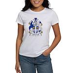 Quennell Family Crest Women's T-Shirt