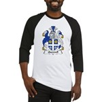 Quennell Family Crest Baseball Jersey