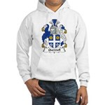Quennell Family Crest Hooded Sweatshirt