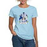 Quennell Family Crest Women's Light T-Shirt