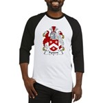 Pynsent Family Crest Baseball Jersey