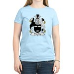 Purefoy Family Crest Women's Light T-Shirt