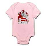 Preston Family Crest Onesie