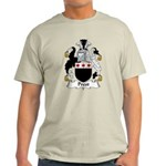 Prest Family Crest Light T-Shirt