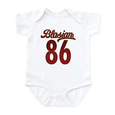 Blasian 86 Collection Infant Bodysuit