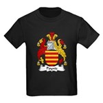 Poyntz Family Crest Kids Dark T-Shirt