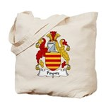 Poyntz Family Crest Tote Bag