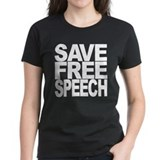 Save Free Speech Tee
