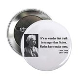"Mark Twain 6 2.25"" Button (100 pack)"