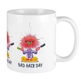 Zelda Bad Hair Day Small Mug
