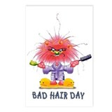 Zelda Bad Hair Day Postcards (Package of 8)