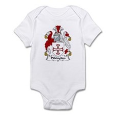 Pilkington Family Crest Infant Bodysuit