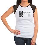 Mark Twain 7 Women's Cap Sleeve T-Shirt