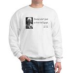 Mark Twain 7 Sweatshirt