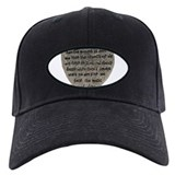Unique Rachun Baseball Hat