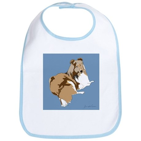 The Artsy Dog Bib