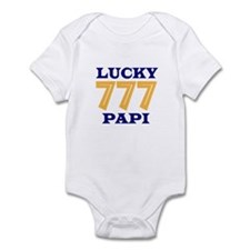 Lucky Papi Onesie