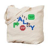 Rally Obedience Tote Bag