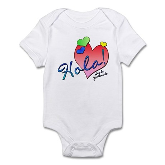 Hola! Soy de Guatemala! Infant Bodysuit