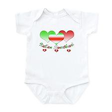 Italian Sweetheart Infant Bodysuit