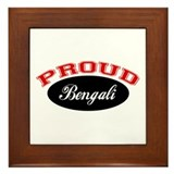 Proud Bengali Framed Tile