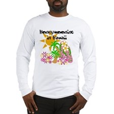 Honeymoon Hawaii Long Sleeve T-Shirt