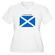 Cute Saltire scottish T-Shirt