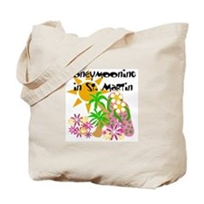 Honeymoon St. Martin Tote Bag