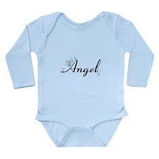 Personalizable Cute ANGEL Body Suit