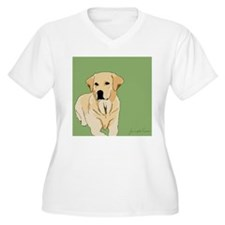 The Artsy Dog Lab Series T-Shirt