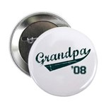 grandpa '08 Button