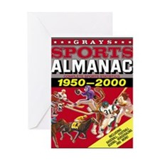 Cute Almanac Greeting Card