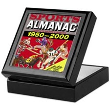 Cute Almanac Keepsake Box