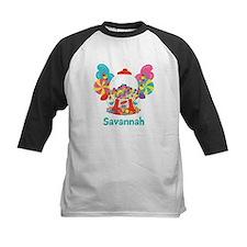 Custom Name Candyland Birthday Baseball Jersey