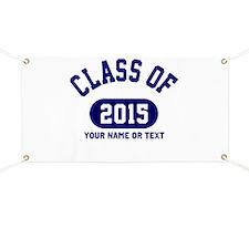 Class of 2015 Banner