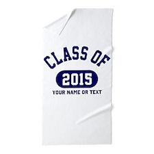 Class of 2015 Beach Towel