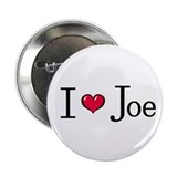 """I LOVE Joe Jonas"" pin!"