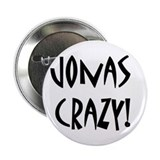 "Jonas Brothers ""JONAS CRAZY"" pin!"